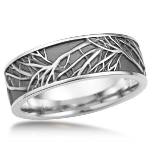 Different style and method of wedding ring
